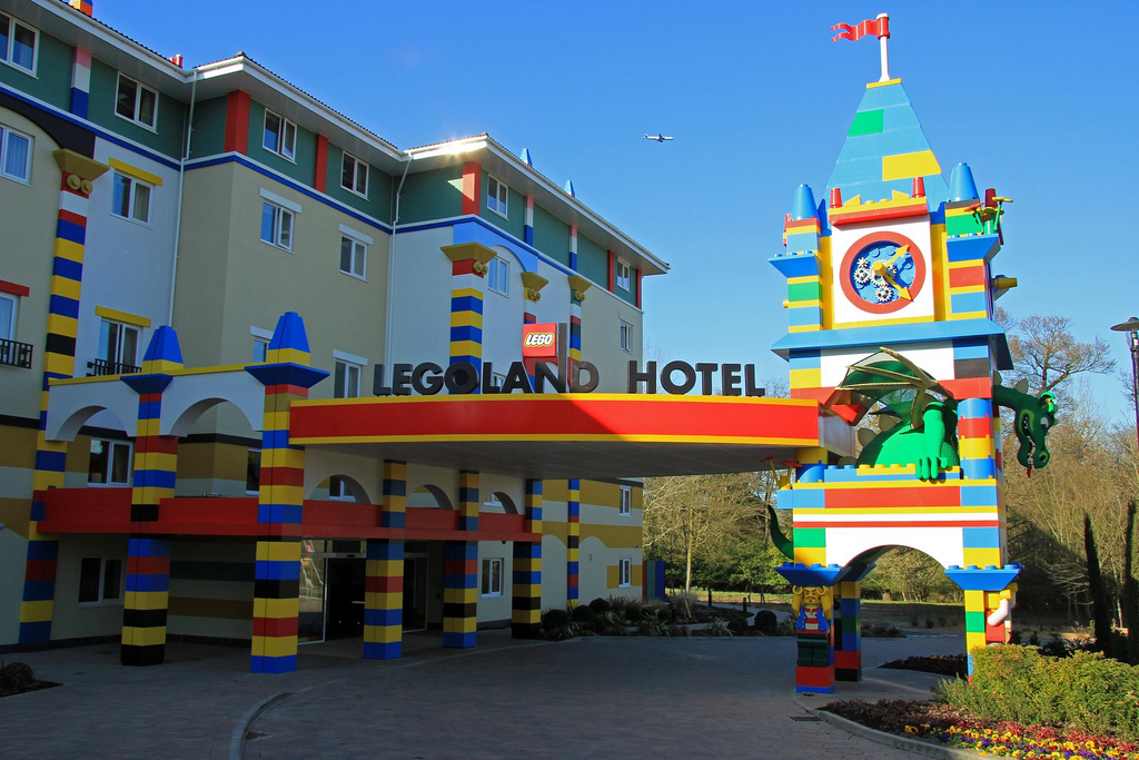 Legoland windsor resort hotel, Family tickets review.