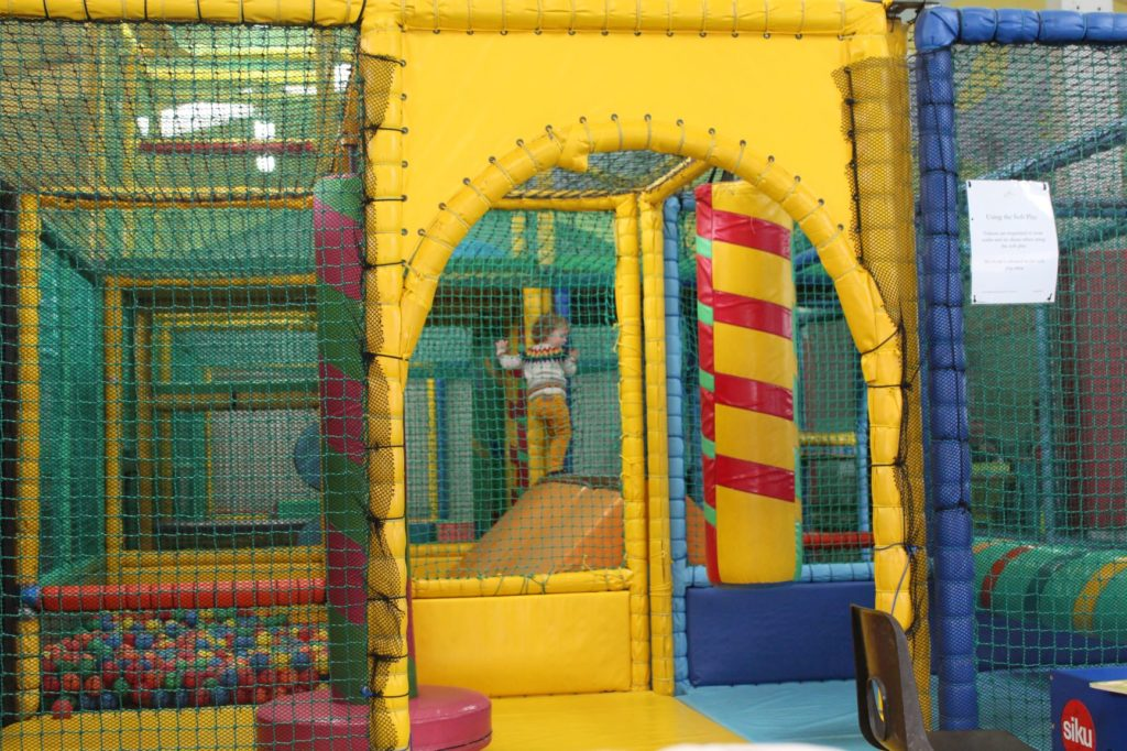 Green dragon eco farm soft play