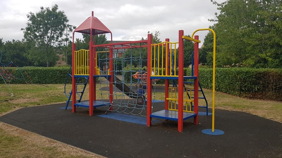 Bure park play area