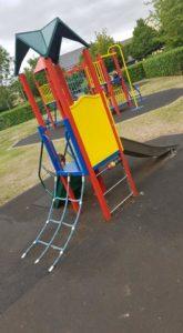 Playground at Bure Park