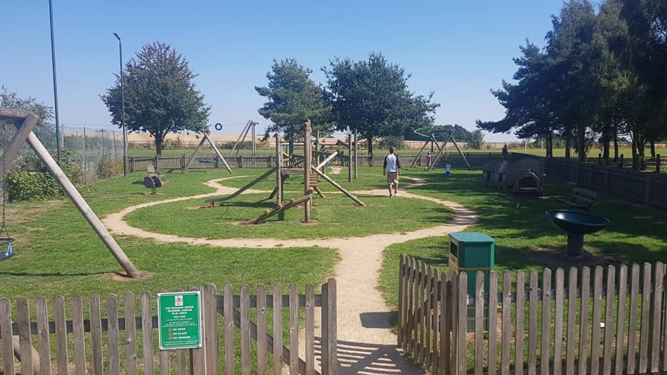 Gawcott play park