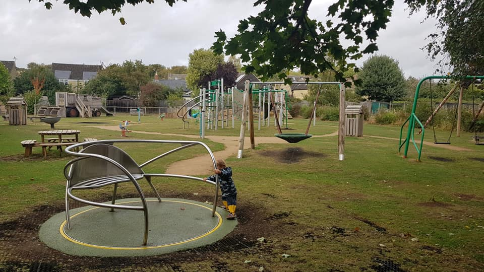Tackley play park
