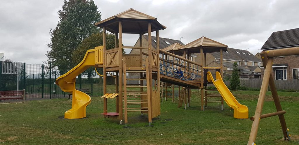 Croughton play park
