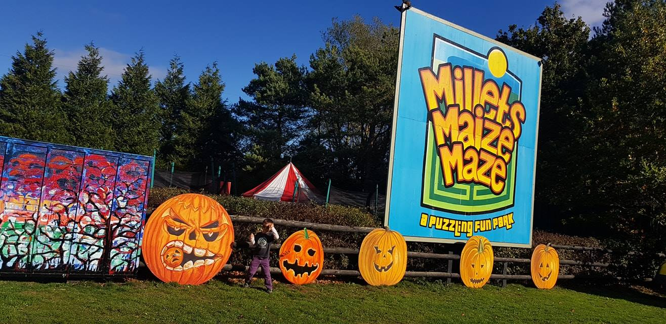 Millets farm Half term
