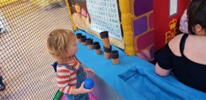 Imaginative play at sprouts play barn