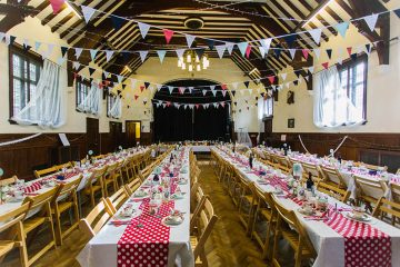 Village halls for hire