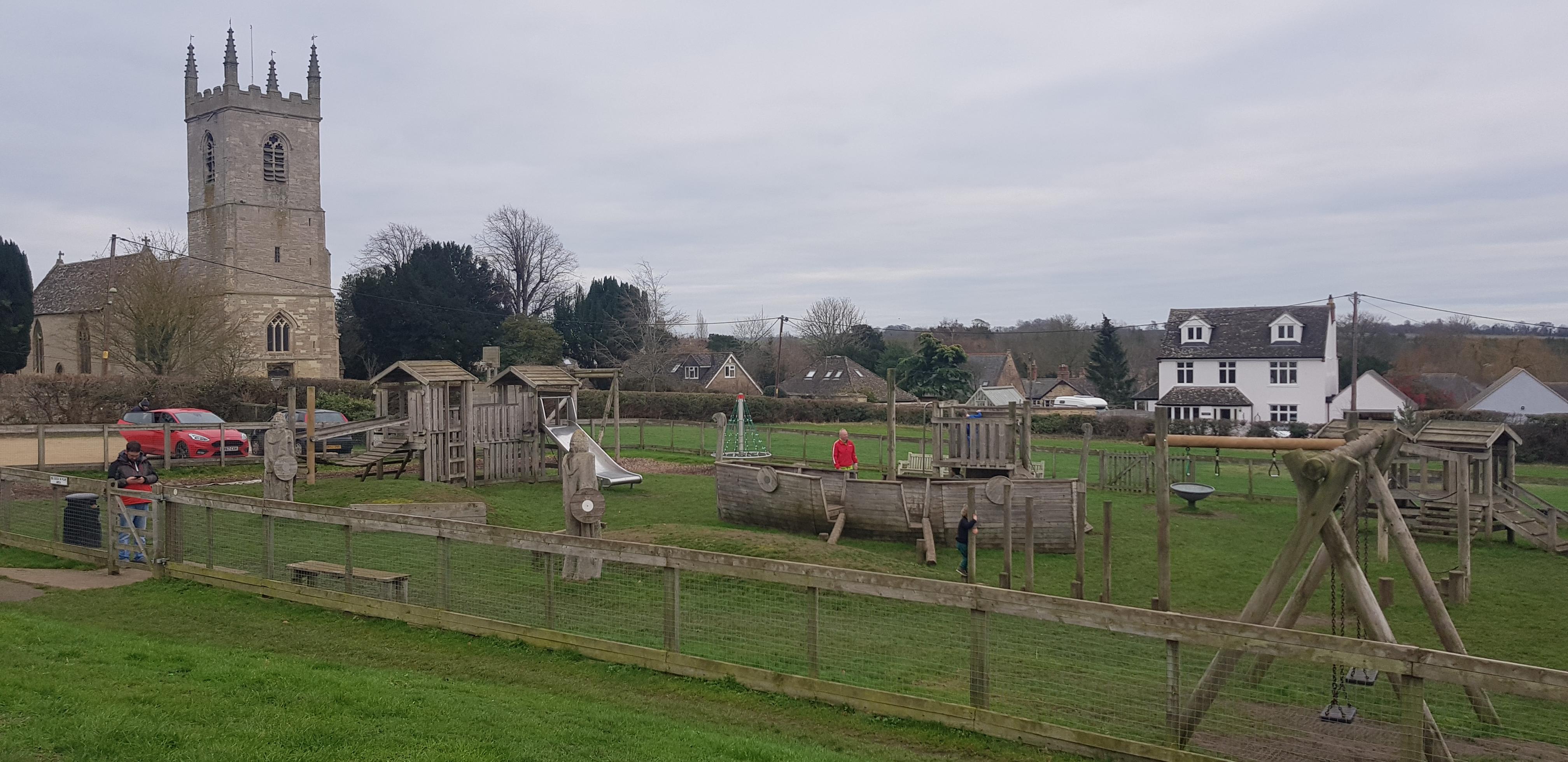 Islip play area