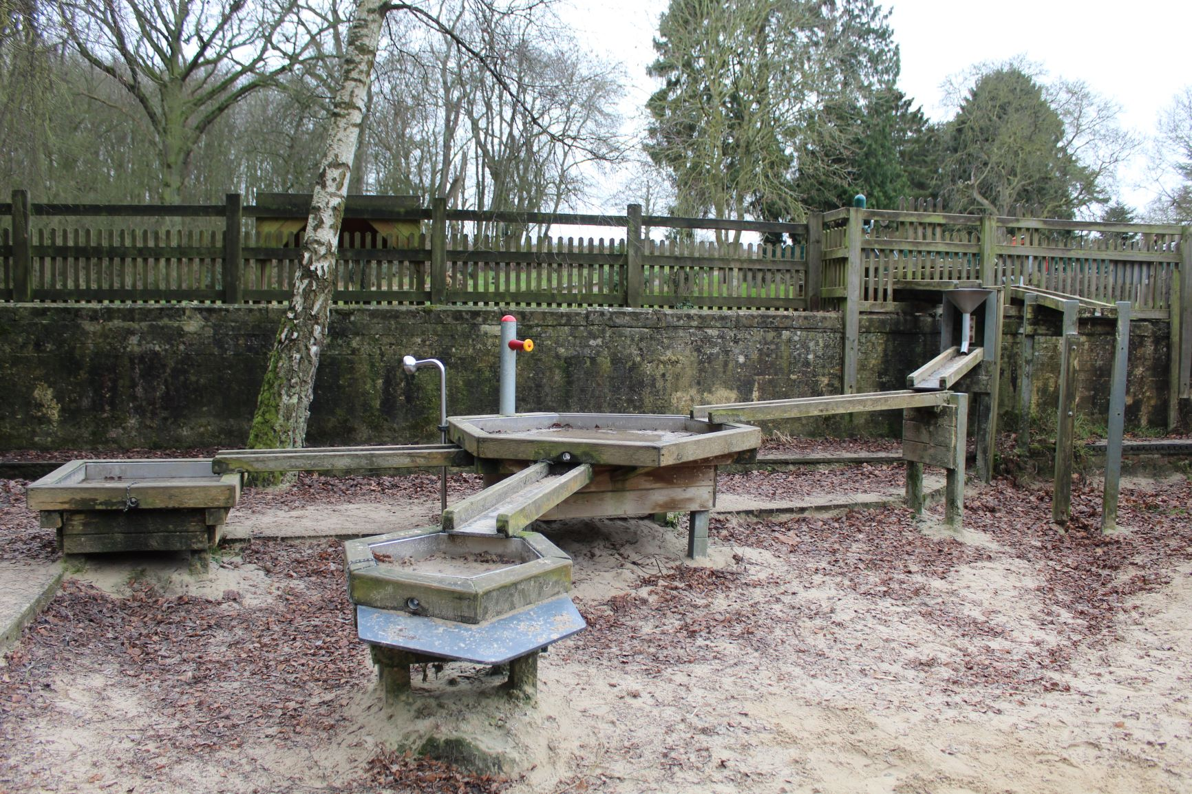 Sywell country park