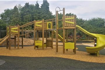 Exeter hall play park