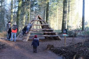 wendover woods play trail