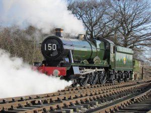 Bucks railway half term