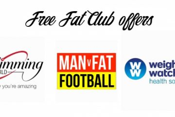 Free slimming world