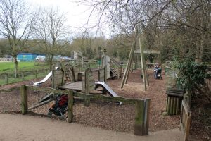 Toddler play ground nature discovery centre