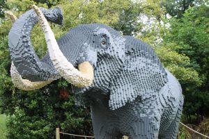 The great brick safari