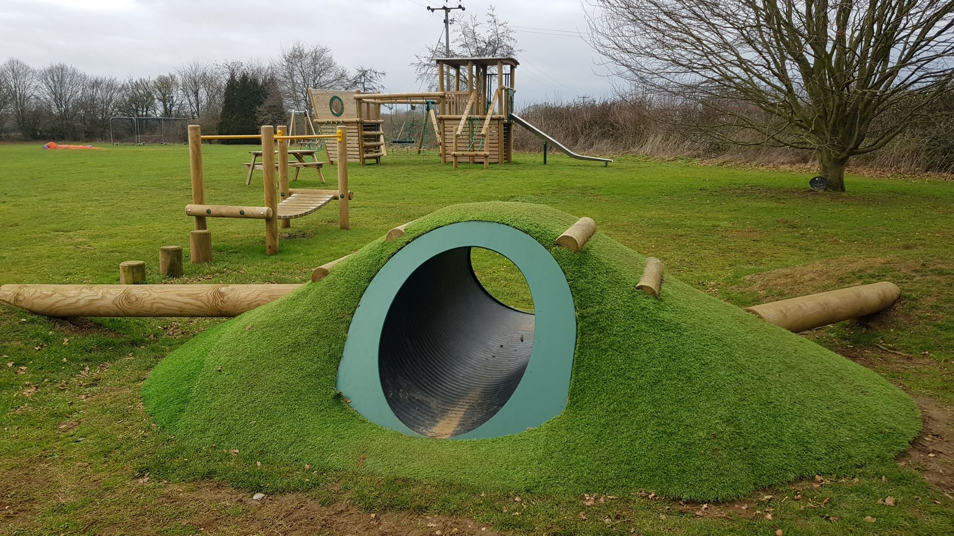 Finmere play park