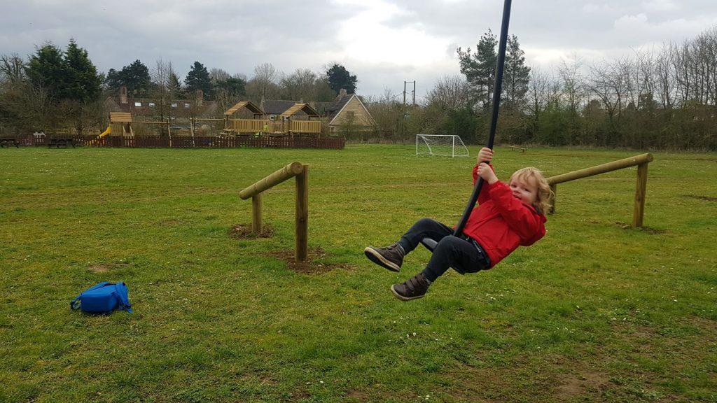 Bucnkell Play park