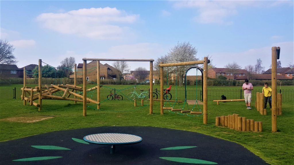 Boston road play park