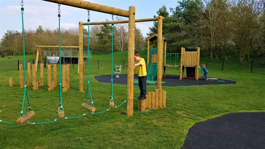 Boston road play park bicester