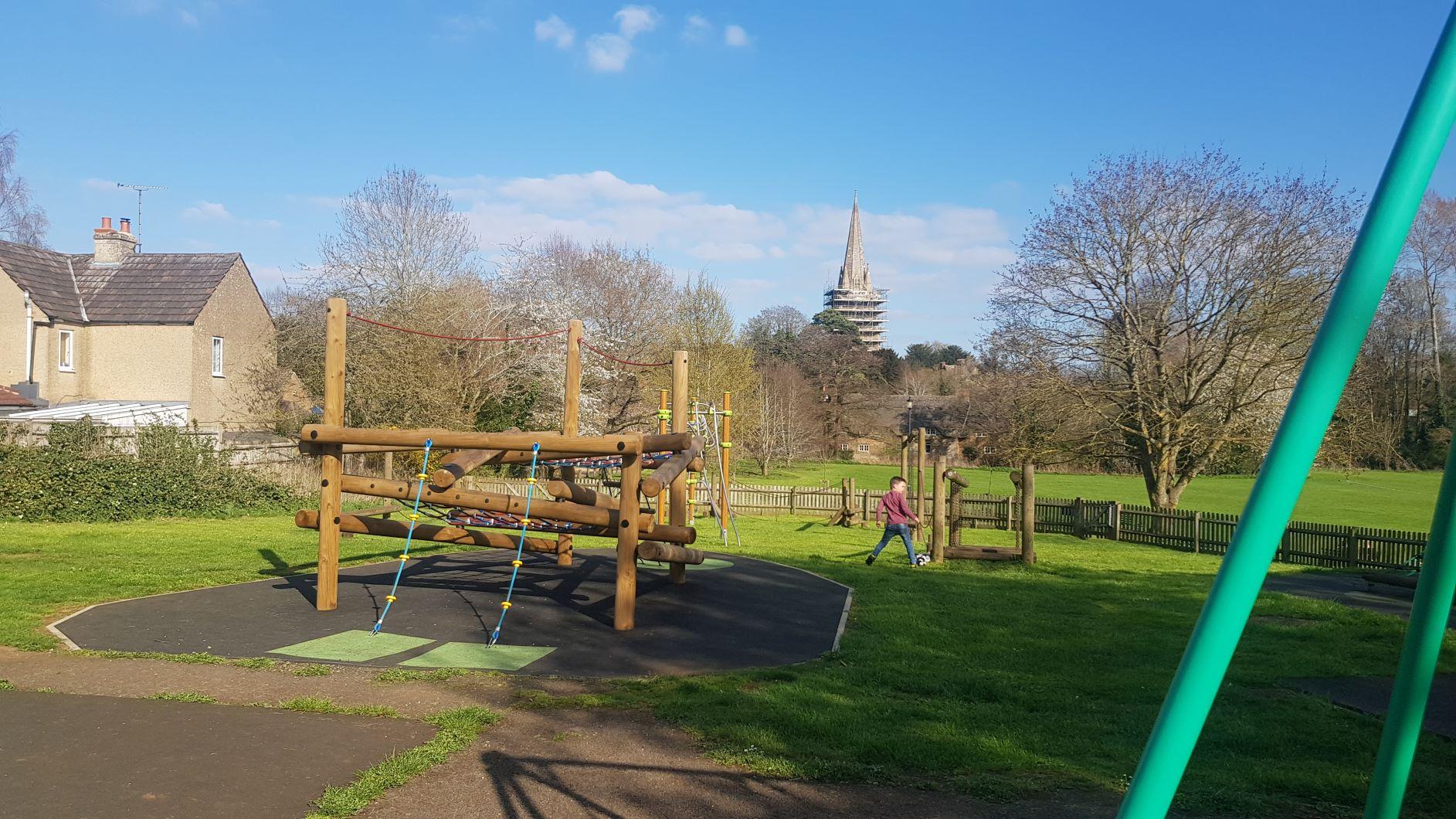 Adderbury Play Park