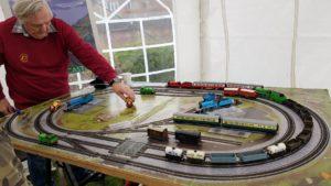 Models railway