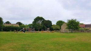 Park opposite cogges