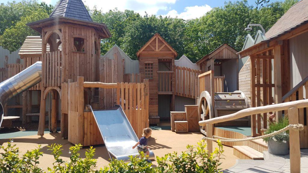 Bicester village play park
