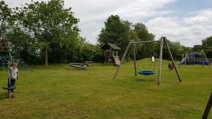Full view forest hill village play park