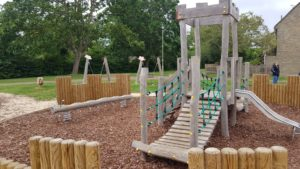 Toddler park Witney