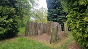 Harcourt Arboretum play