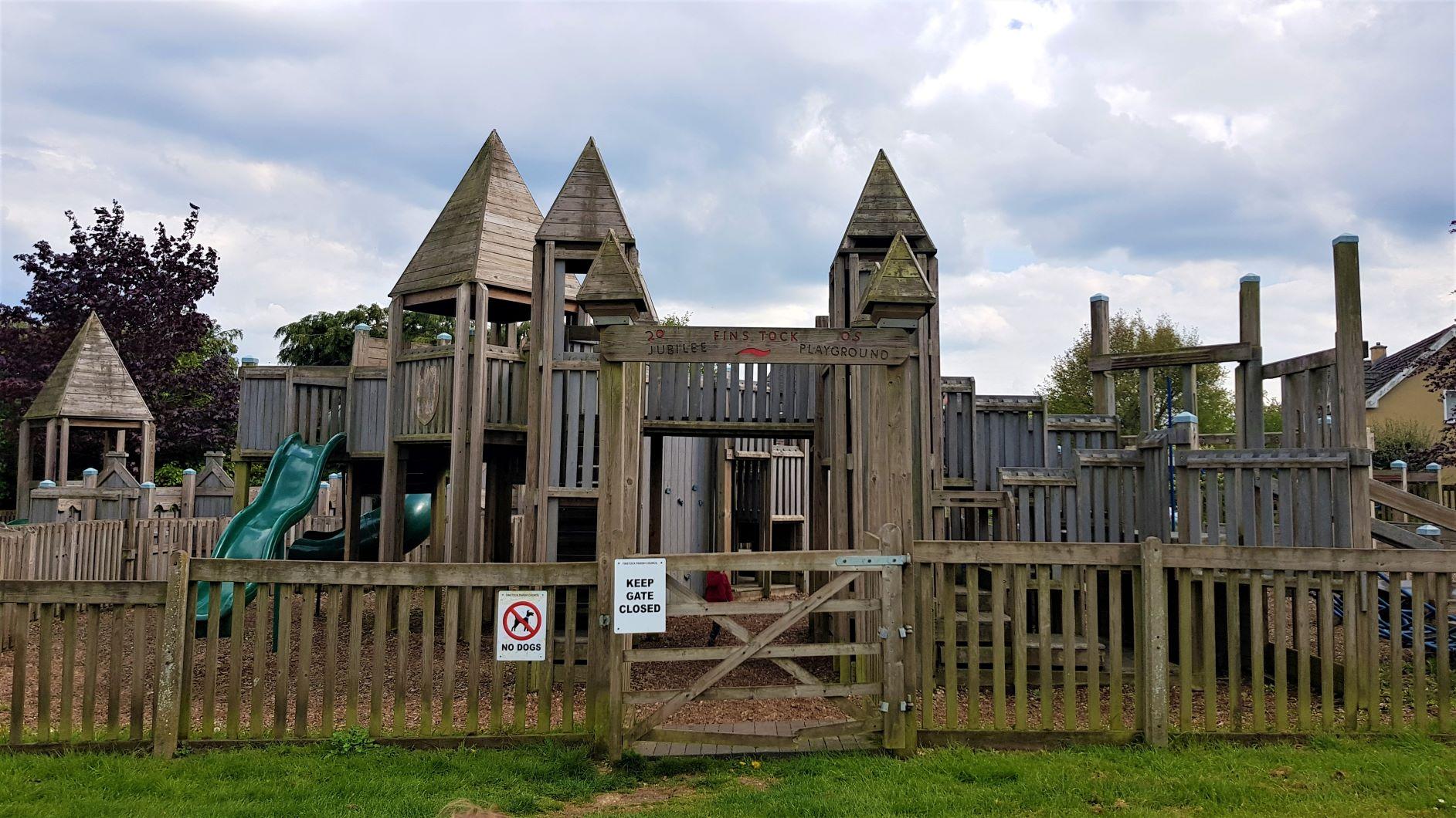 Finstock Play Park