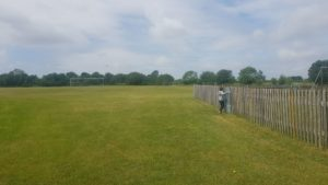 PLaying fields Forest hill villge