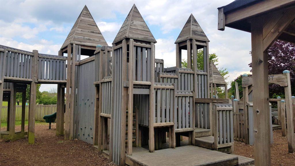 Finstock playground