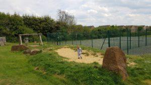 the Bartons sandpit