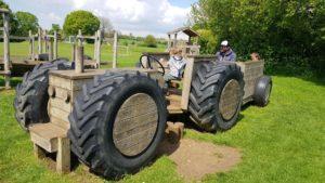 Charlbury Tractor