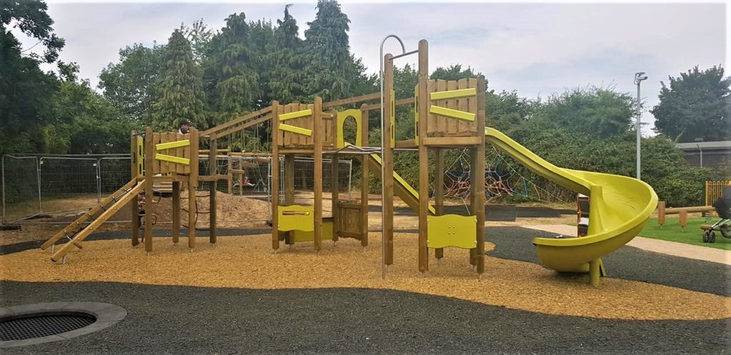 Exeter Hall play park Kidlington