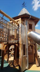 Bicester village Playground