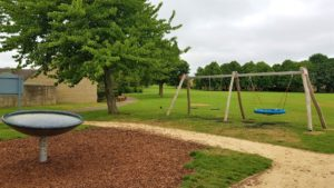 Oxlease playground