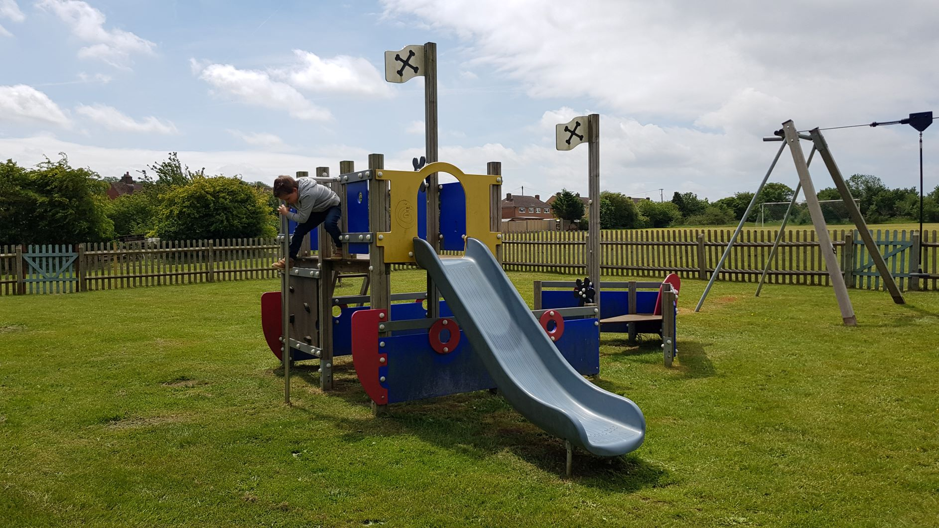 Forest hill village play park