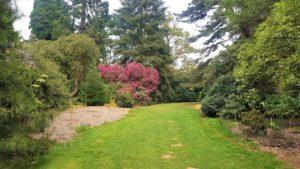 serpentine ride harcourt arboretum