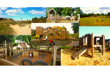 The top 10 play parks in Oxfordshire