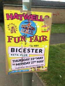 Bicester Fair