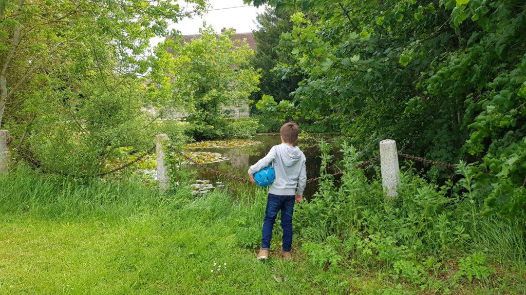 Stadhampton Pond