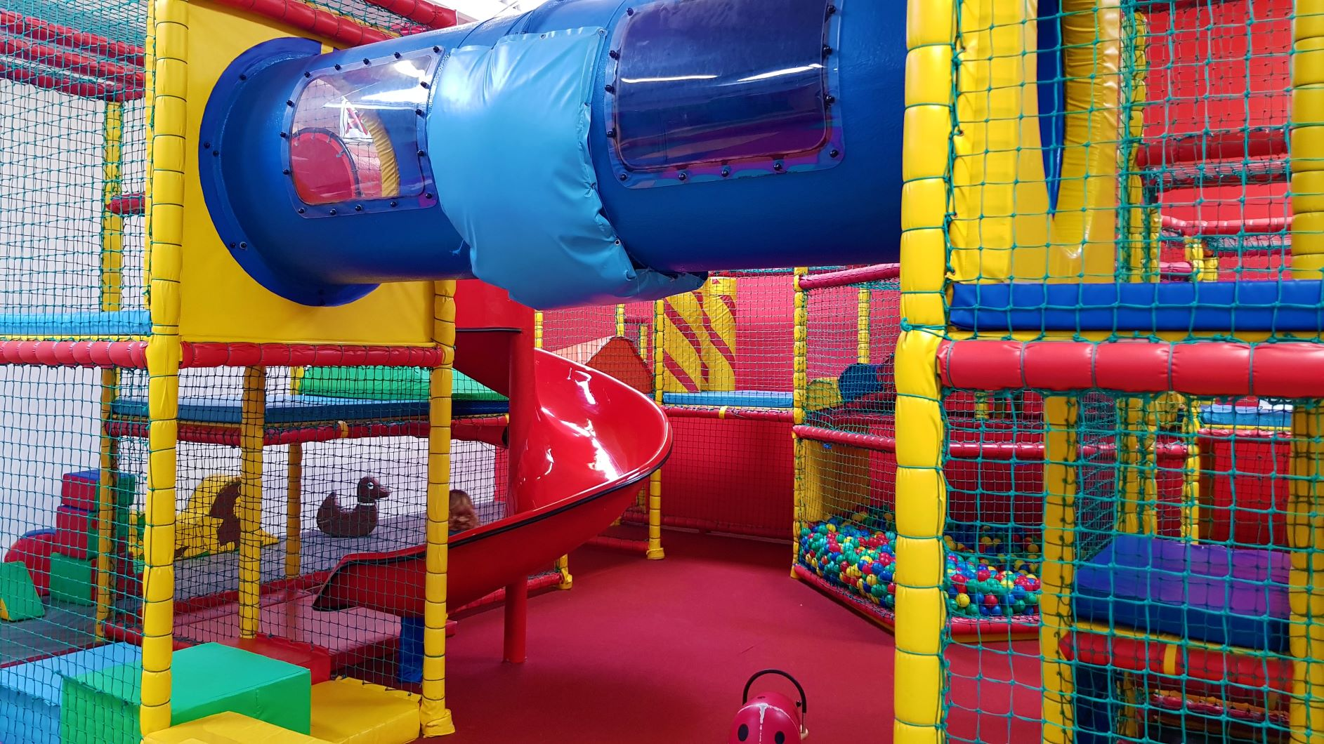 Lets Go Bonkers Soft Play