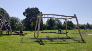 Rope swing thing