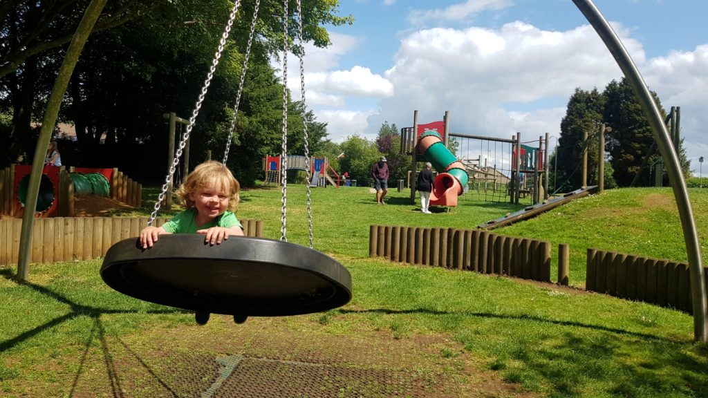 Hook Norton PLay PArk
