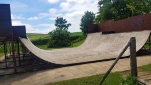 Blewbury skate park