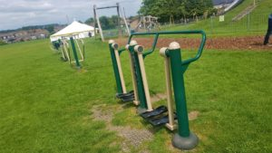 Outdoor Gym Harwell