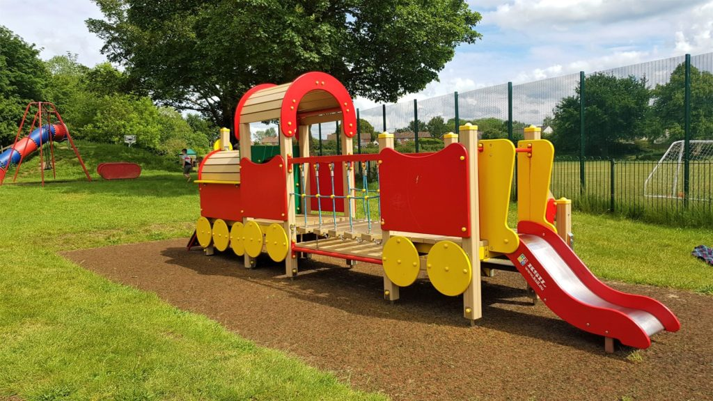 Great Milton Park Train