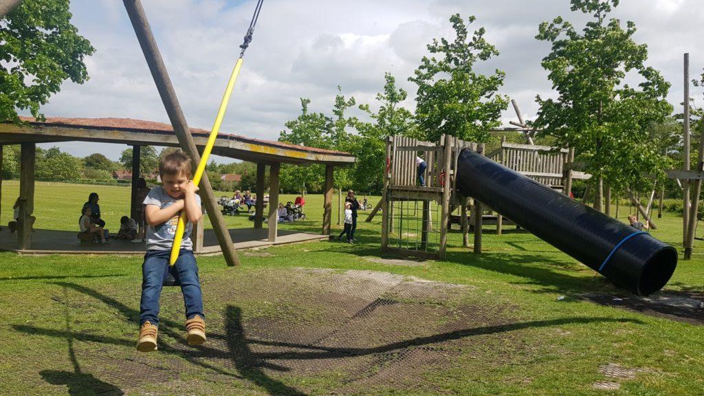 Blewbury play space