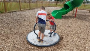 Tetswoth play park